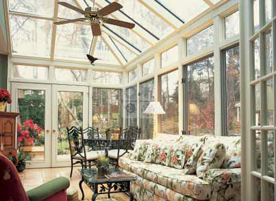 conservatory sunroom in fishers