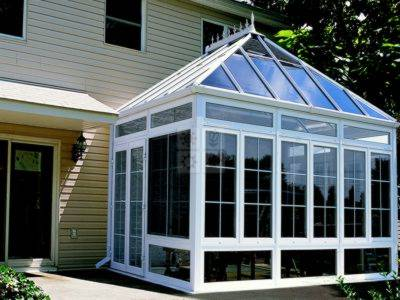 sunroom conservatory